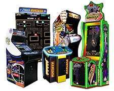 Arcade Games at Joystix