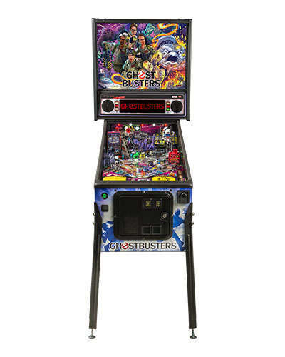 Ghostbusters Premium pinball at Joystix 3