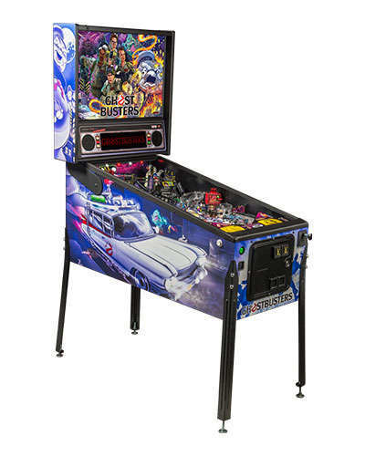Ghostbusters Premium pinball at Joystix