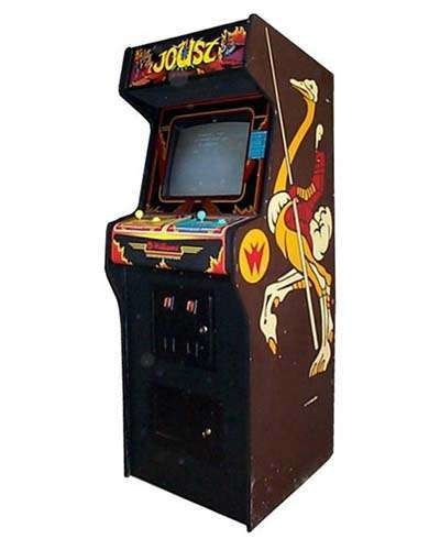 Joust Arcade game at Joystix