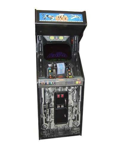 Star Wars arcade game at Joystix