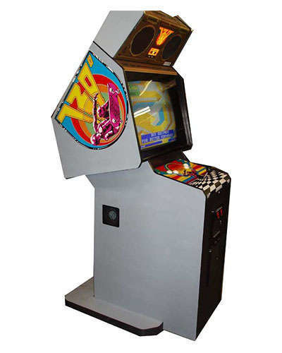 720 arcade game at Joystix
