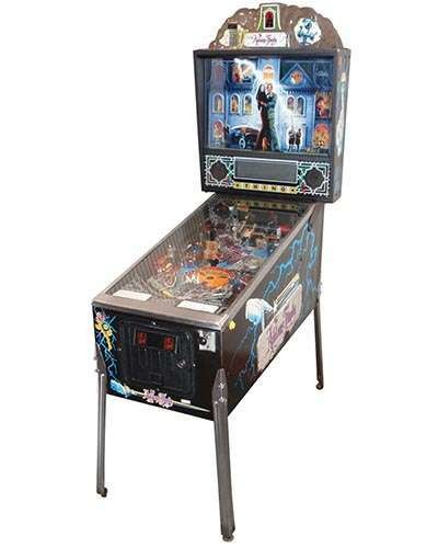 Addams Family pinball at Joystix