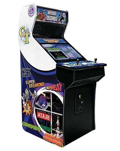 Arcade Legends 3 game at Joystix