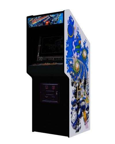 Asteroids Deluxe arcade game at Joystix