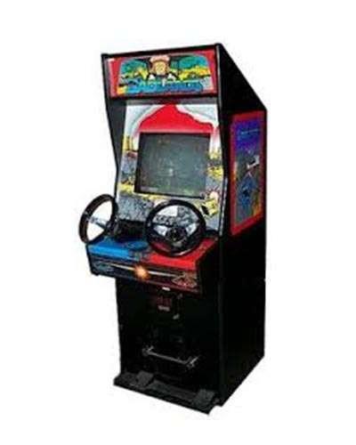 Badlands arcade game at Joystix