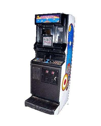 Battlezone arcade game at Joystix