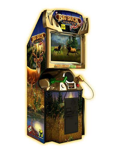 Big Buck Hunter Pro game at Joystix