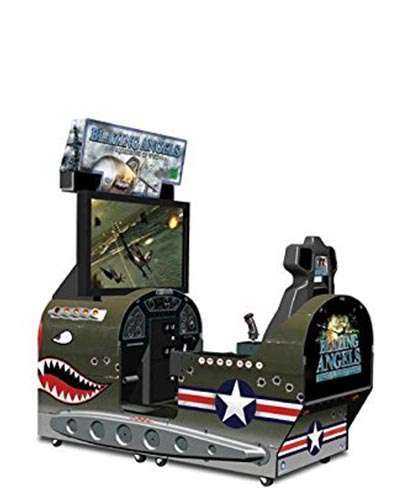 Blazing Angels Squadrons of WWII game at Joystix