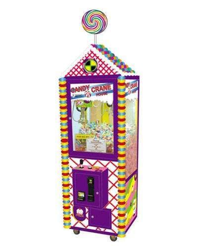 Candy Crane House at Joystix