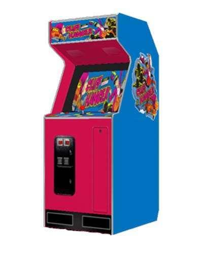 Cliff Hanger arcade game at Joystix
