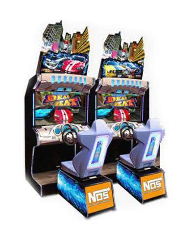 Dead Heat Racing Arcade Game at Joystix
