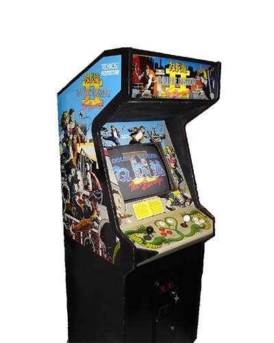 double dragon arcade game online
