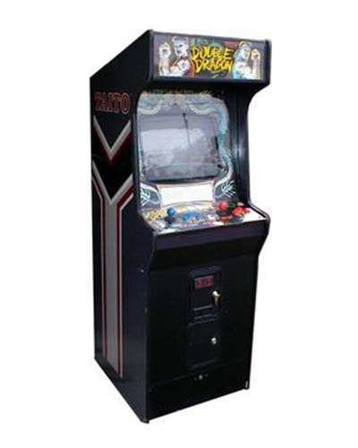 Double Dragon arcade game at Joystix