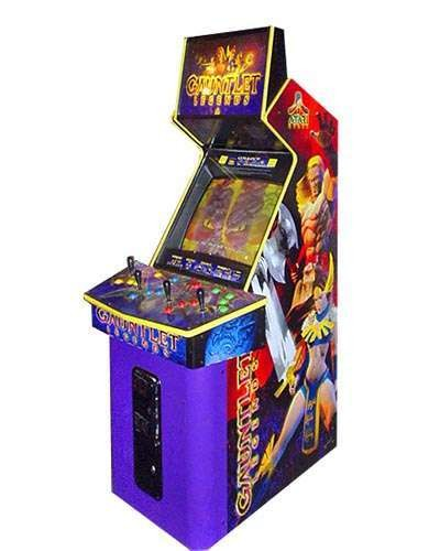 Gauntlet Dark Legends game at Joystix