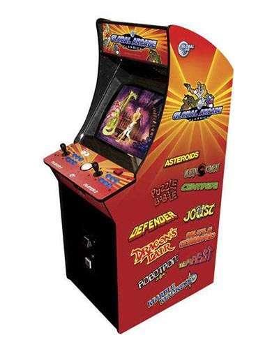 Global Arcade Classics at Joystix