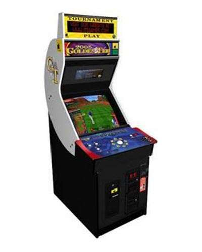 Golden Tee 2005 at Joystix