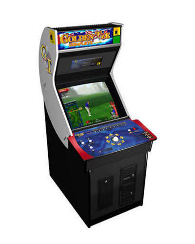 Golden Tee Fore Complete game at Joystix