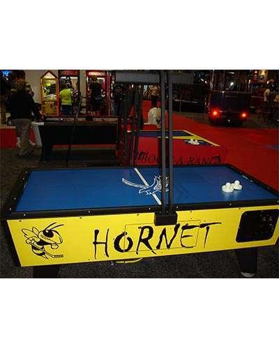 Hornet Air Hockey at Joystix