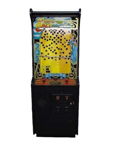 Ice Cold Beer arcade game at Joystix