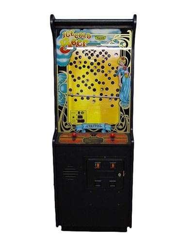 Ice Cold Beer arcade game at Joystix