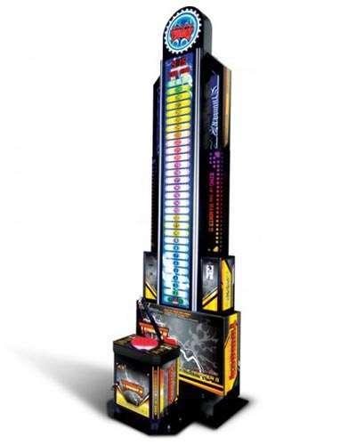 King Hammer game at Joystix