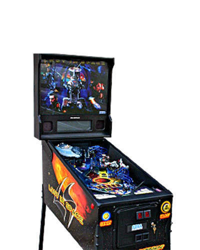 Lost in Space pinball at Joystix