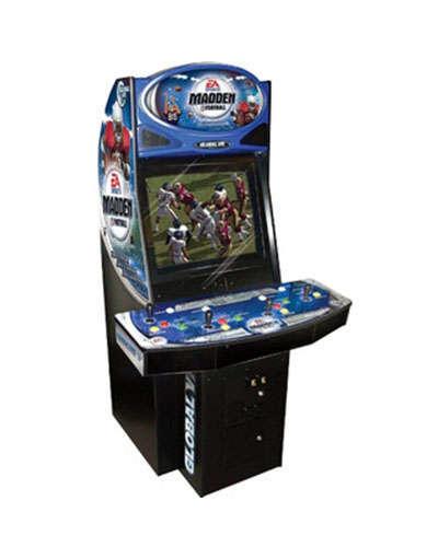 Madden Football EA Sports game at Joystix