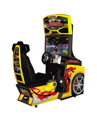 Need for Speed Carbon racing game at Joystix