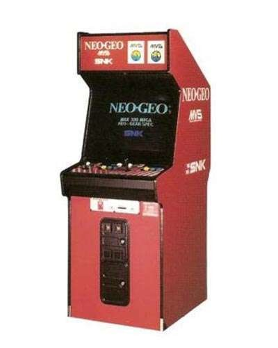 Neo Geo 2 arcade game at Joystix
