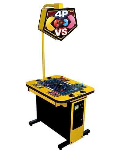 Pac Man Battle Royale game at Joystix