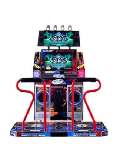 Pump It Up NX2 Dance Machine