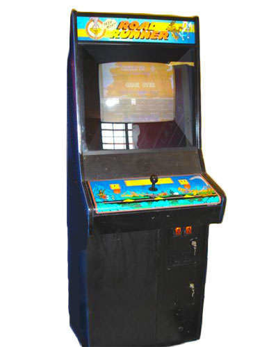 Road Runner arcade game at Joystix