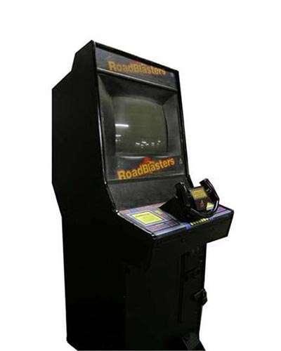 Roadblasters arcade game at Joystix
