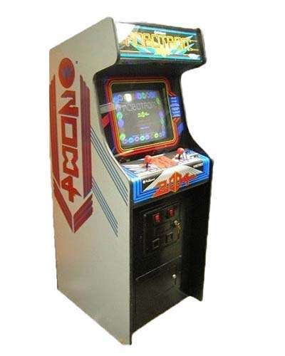 Robotron New arcade game at Joystix