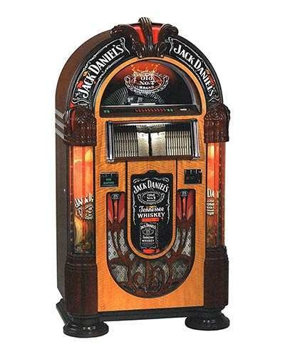 Rock Ola Jack Daniels Music Center Jukebox at Joystix