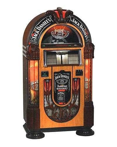 Rock Ola Jack Daniels Music Center Jukebox at Joystix