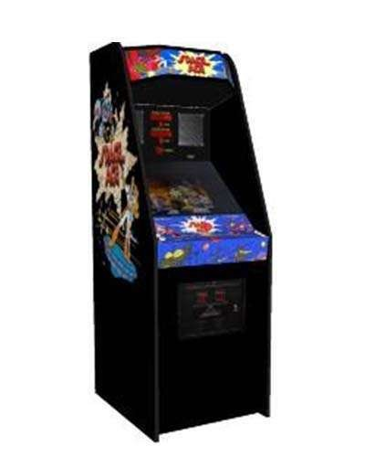 Space Ace arcade game at Joystix