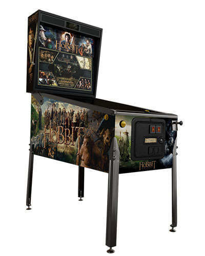 The Hobbit LE pinball at Joystix