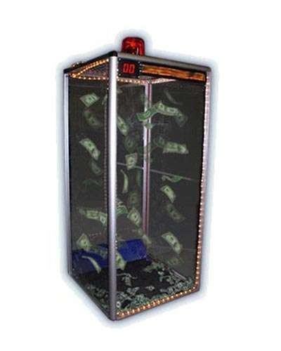 The Traveler Money Machine at Joystix