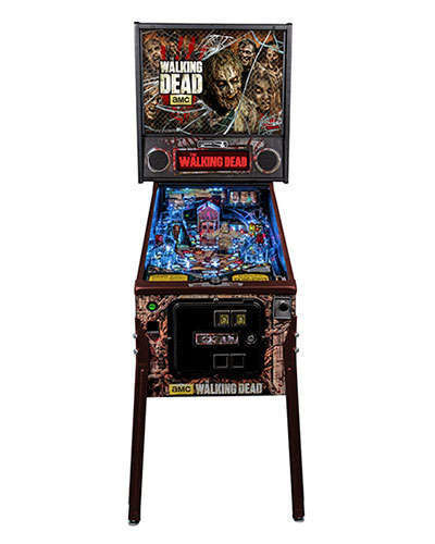 The Walking Dead Limited Edition Pinball 3 at Joystix