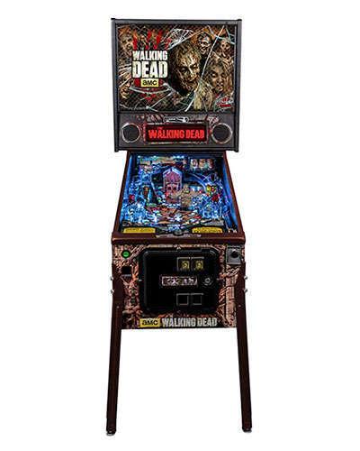The Walking Dead Limited Edition Pinball 3 at Joystix