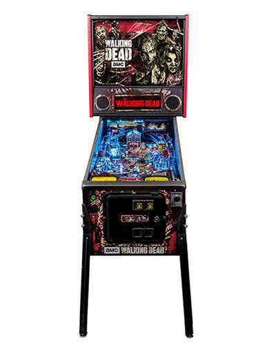 The Walking Dead Pro Pinball 3 at Joystix