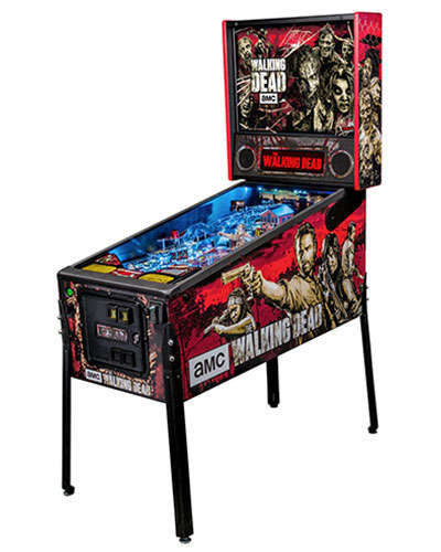The Walking Dead Pro Pinball at Joystix 2