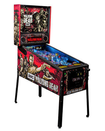 The Walking Dead Pro Pinball at Joystix