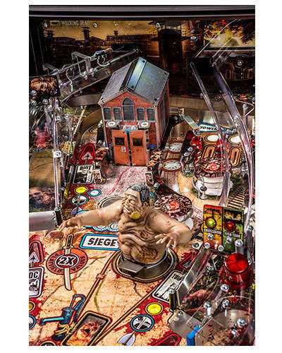 The Walking Dead Pro Pinball details 1 at Joystix