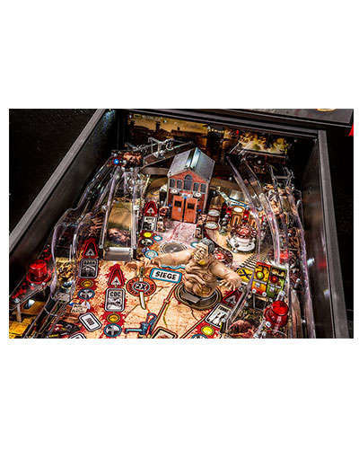 The Walking Dead Pro Pinball details 4 at Joystix