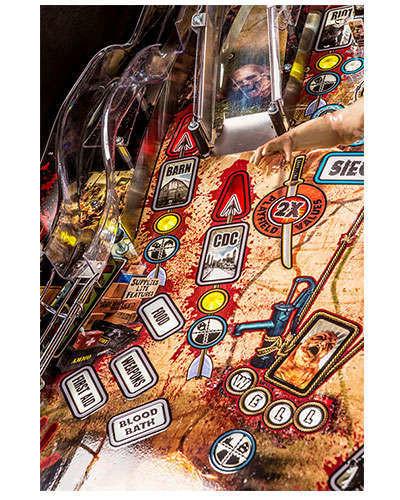 The Walking Dead Pro Pinball details 5 at Joystix