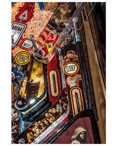 The Walking Dead Pro Pinball details 6 at Joystix