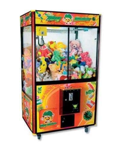 Toy Soldier Jumbo Crane game at Joystix